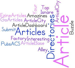 Article Directories