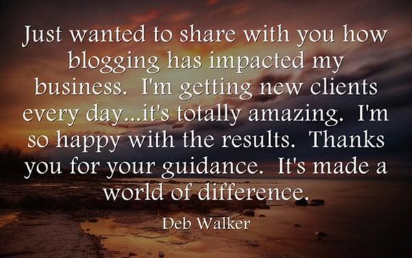 Deb Walker Reviews Dotty