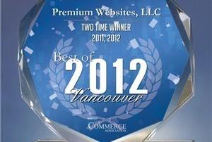 Best Website Designer in 2012