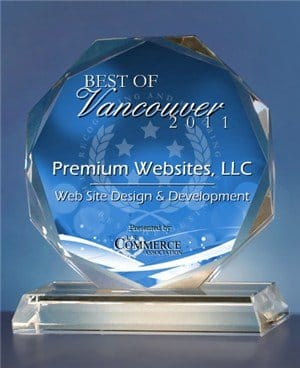 Best Website Design and Development 2012