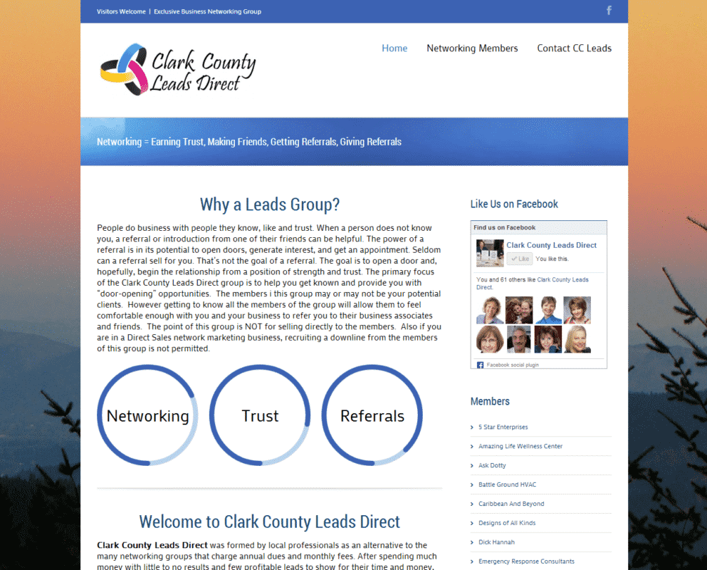 Clark County Leads Direct