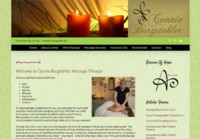 Massage Website Review