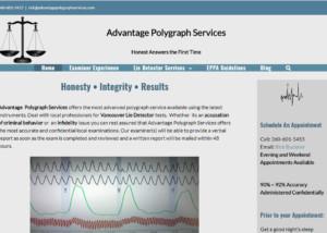 Service Industry Websites