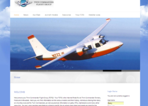 Twin Commander Flight Group