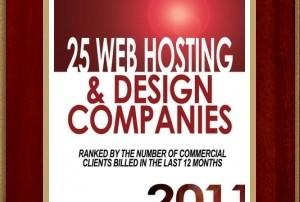 Top 25 Web Design Companies 2011