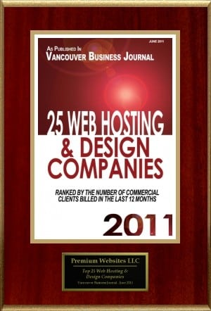 Top 25 Web Design Companies 2011