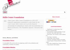 Skills Center Foundation