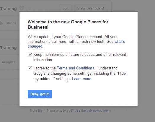Google Agreement