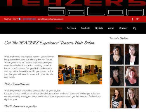 Teazers Hair Salon