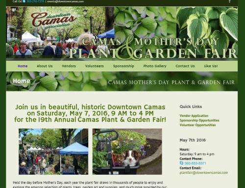 Camas Plant Fair