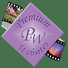 Premium Websites, LLC Retina Logo