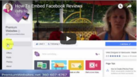 FB Review Embed