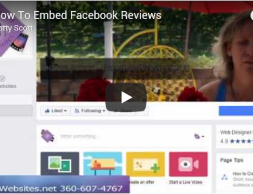 How to Embed a Facebook Review