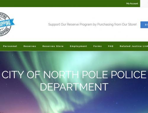 North Pole Police Reserves