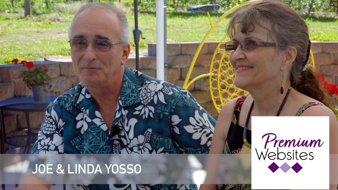 Joe and Linda Yosso