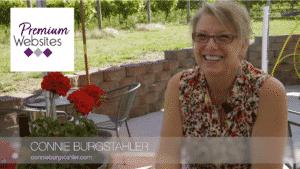 Connie Burgstahler Reviews Premium Websites