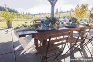 Country Garden Tables