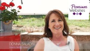 Donna Saladin Reviews Premium Websites