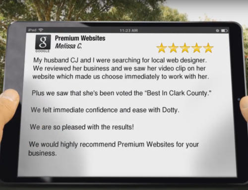 Premium Websites gets a 5 Star Review