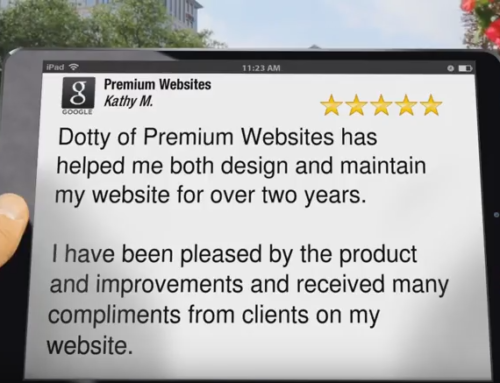 5 Star Review for Premium Websites