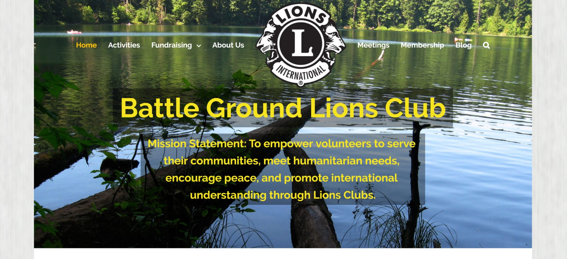 Battle Ground Lions