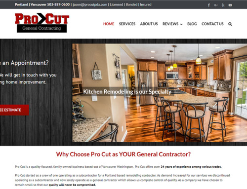 Pro Cut General Contracting