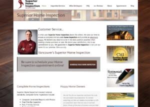 Home Inspector Websites