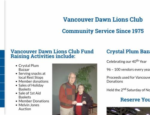 Vancouver Dawn Lions
