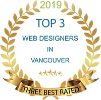 Top 3 Vancouver Website Designers 2019