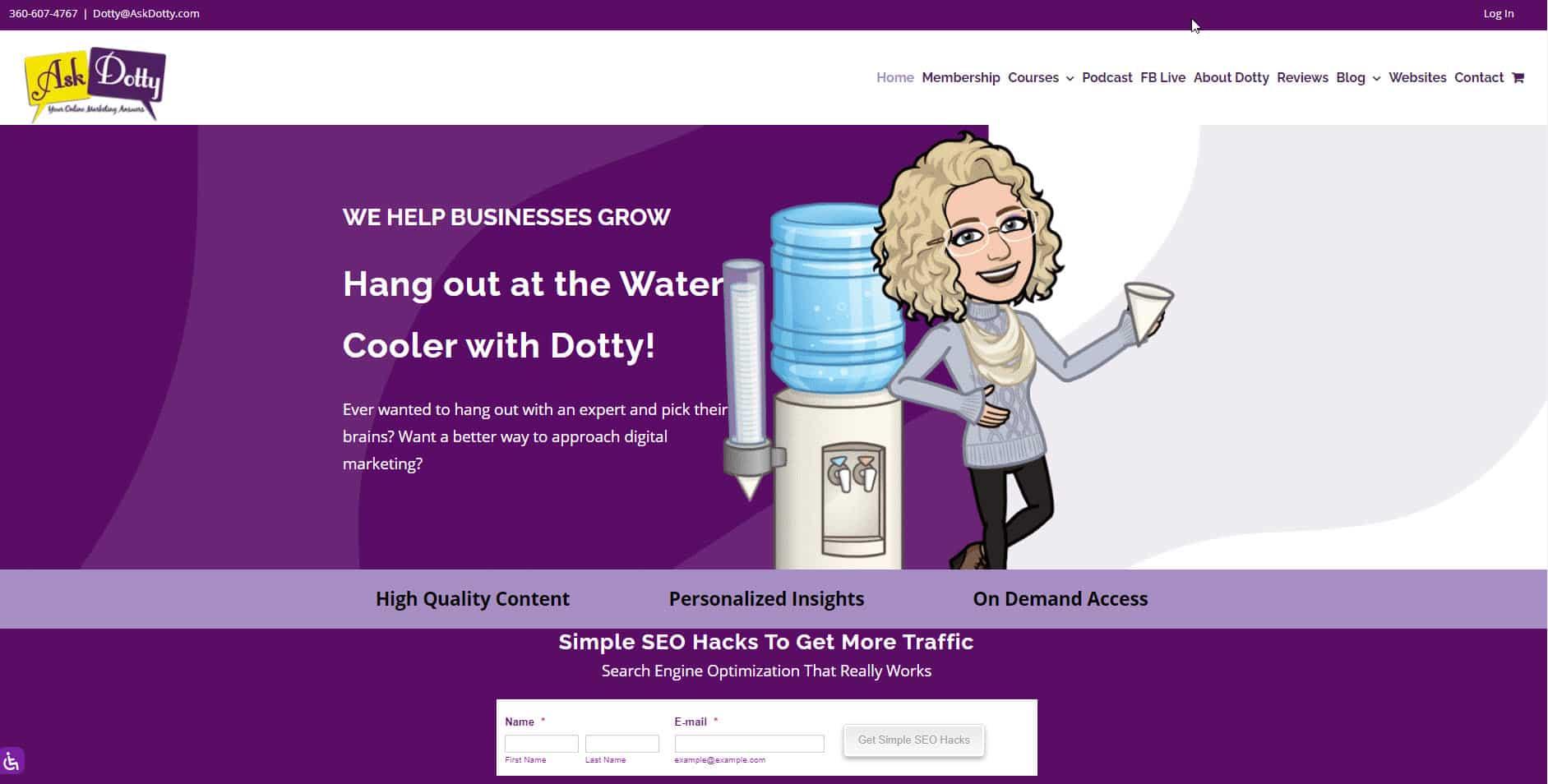 AskDotty - Digital Marketing Training