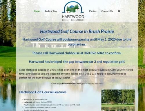 Hartwood Golf