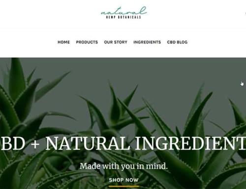 Natural Hemp Botanicals