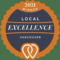 Local Excellence Award 2021