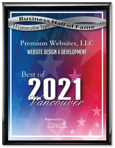 Business Hall Of Fame 2021
