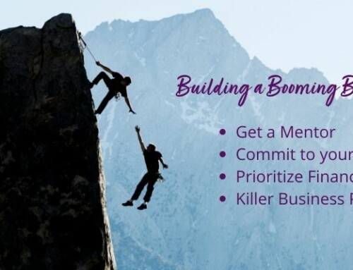 Building a Booming Business