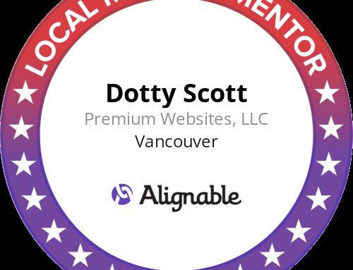 Premium Websites is Vancouver's Main Street Mentor Winner