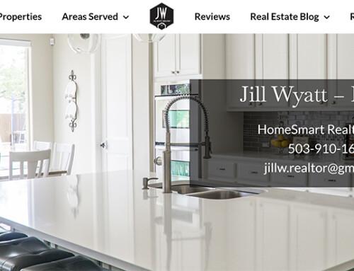 Jill Wyatt, Realtor