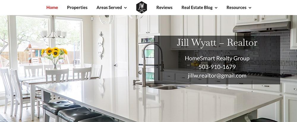 Jill Wyatt Realtor