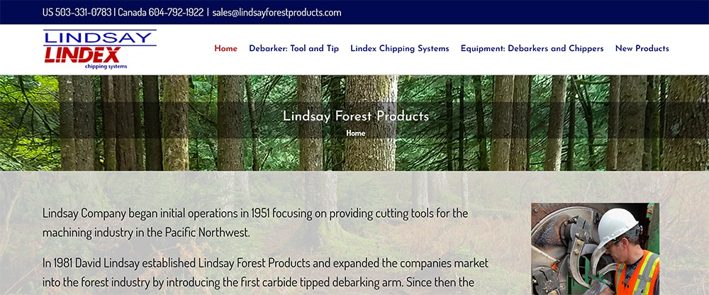 Lindsay Forest Products