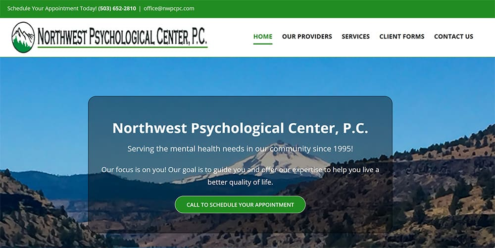 NW Psychological Center