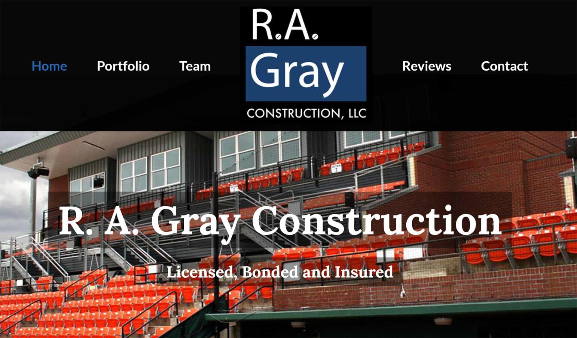 RA Gray Construction