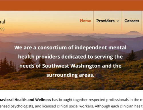 Vancouver Behavioral Health and Wellness