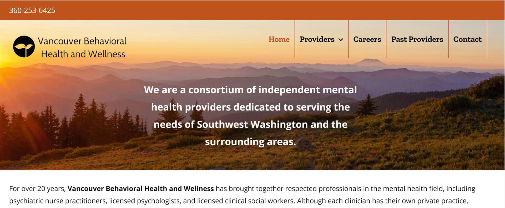 Mental Health Website