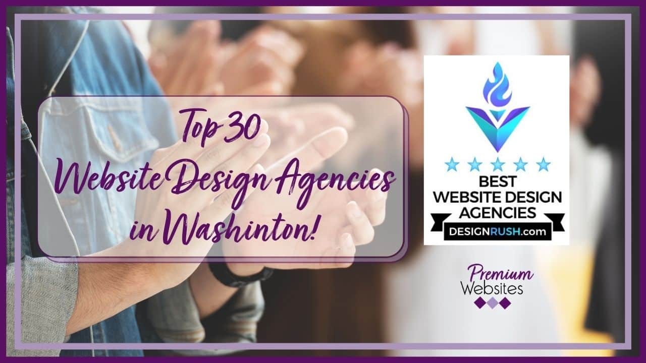 Top 30 Website Design Agencies